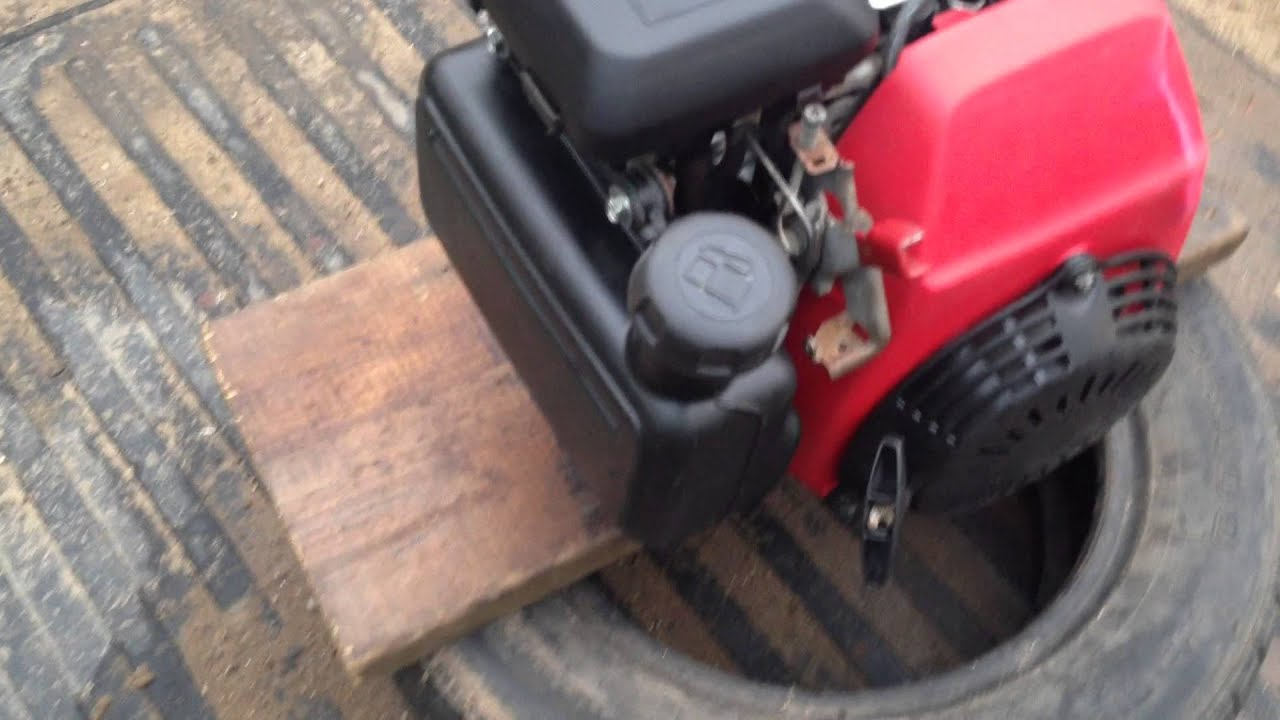 Honda Gc160 5hp Pressure Washer Engine