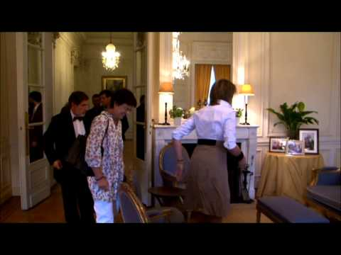 Documentary About The Royal Palace Of Brussels Part 2 ( Version 2010) French Only