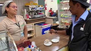 TIRINGA, O SUVINO - TIRINGA VOLTA AO AEROPORTO PARA TOMAR CAFÉ 😂😂