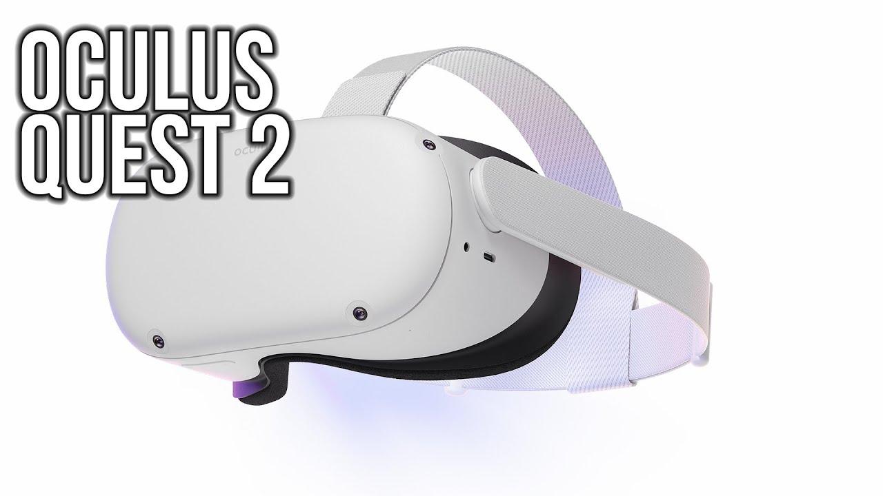 Обзор Oculus Quest 2 - Повышение Планки