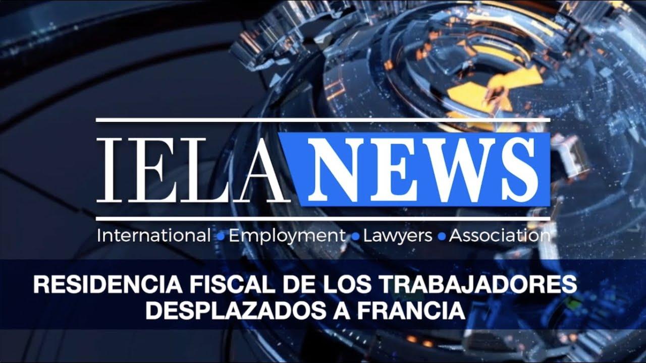 La residencia fiscal de los trabajadores desplazados a Francia