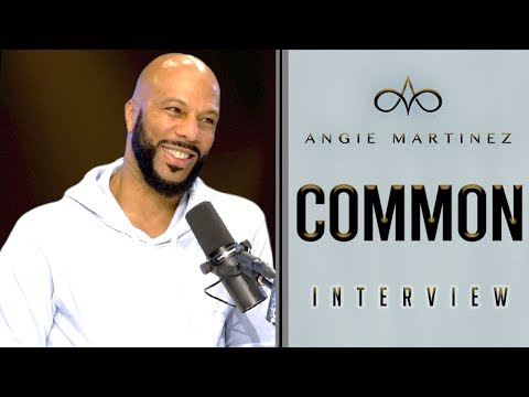 Common Confirms Relationship With Angela Rye + Discusses Performing With Erykah Badu