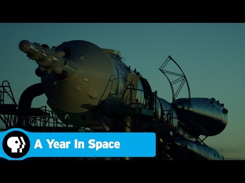 A YEAR IN SPACE | Space Dreams | PBS