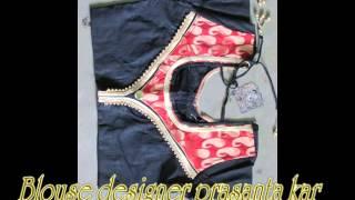 Blouse design by prasanta kar