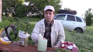 Масло для бензокосы марок Хускварна, Штиль - пропорция смешивания с бензином, сколько нужно добавлять и какое использовать масло, видео