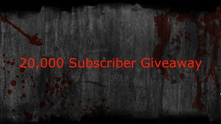 20,000 Subscriber Giveaway [ENDED]