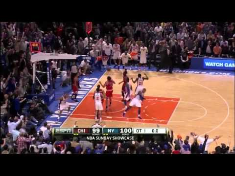 New York Knicks 2011 - 2012 Highlight Mix - The Second Coming [HD]