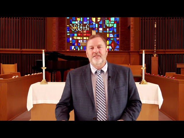 Sermon for June 14, 2020