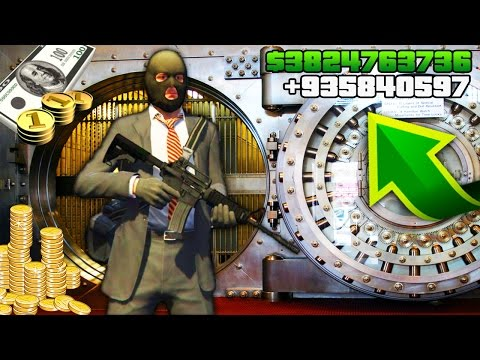 WORLDS RICHEST PLAYER EVER!! (GTA 5 ONLINE)