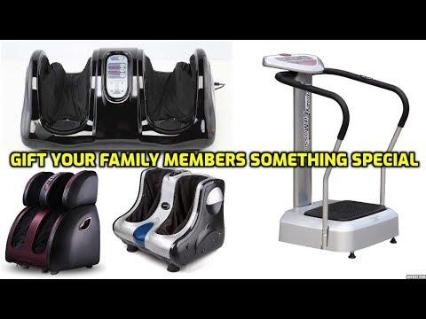 HEALTH EQUIPMENT WHOLESALE MARKET (MASSAGE CHAIR, SLIMMING MACHINE, CERVICAL PILLOW, BODY MASSAGER