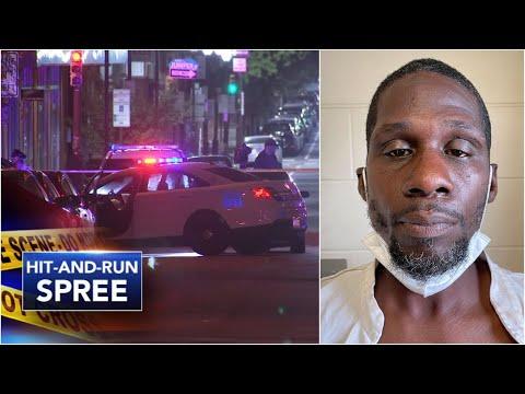 Police Arrest Kareem Welton For Several Hit-And-Runs In Philadelphia, Including Crash That Killed Woman In Center City