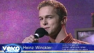 Watch Heinz Winckler Once In A Lifetime video