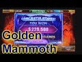 "HOUSE OF FUN Casino Slots How To Play ""GOLDEN MAMMOTH"" On Your Cell Phone BIG WIN"