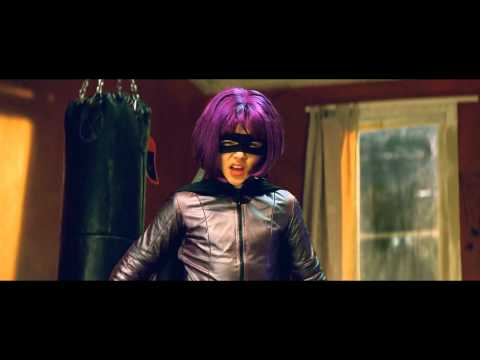 Kick-Ass - Hit-Girl Apartament Fight