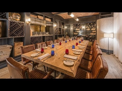 The Cellars Private Dining and Screening Room, King Street Townhouse