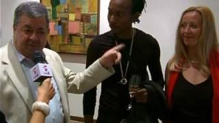 Vernissage - Reportage di Teleidea - Biennale Chianciano 2009