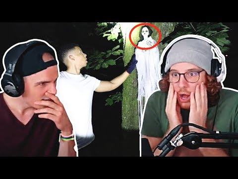 Unge REAGIERT auf PrankBros Horrorvideo! | ungeklickt