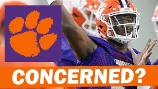 Should Clemson Be Worried About The QB Position After Phommachanh Injury