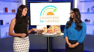 Healthy Snack Day 2018 | Los Angeles County Department of Public Health Champions for Change program