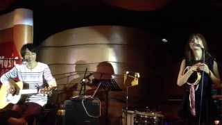 moumoon Live performing @J MUSIC LAB Jakarta 20131123 This song was...