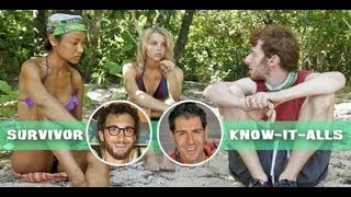 Know-It-Alls Recap Episode 9 of Survivor Caramoan