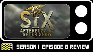 Six Season 1 Episode 8 Review w/ Nadine Velazquez | AfterBuzz TV