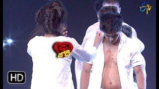Sabir Khan and Anjali Performance | Dhee Jodi | 14th November 2018 | ETV Telugu