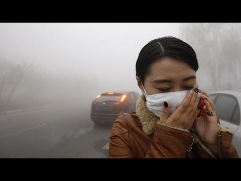 Why China's Pollution is a Good Thing! (According to State Media) | China Uncensored