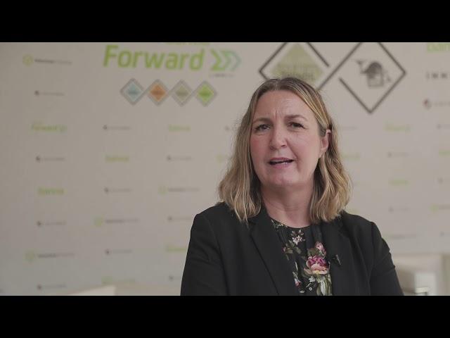 Jornada Bankia Forward Turismo Sevilla - Entrevista a Eva Aguado