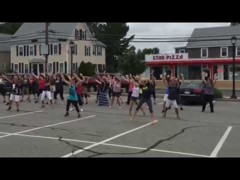 National Dance Day North Andover MA 2015