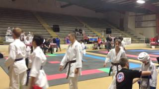 Arwen's 3rd Kata for the Gold  @ Tora No Maki Challenge (Perry11/17/15)
