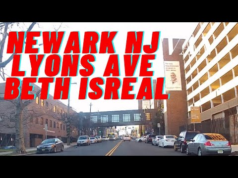 Newark NJ Hood Raw | Lyons Ave Beth Israel Hospital [January 2021]