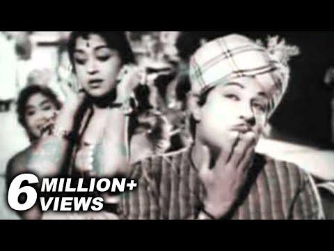 Paarappa Pazhaniappa - Tamil Classic Song - Periya Idathu Penn - MGR, Saroja Devi