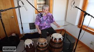 Legacy Percussion 7: Agbekor/Bembé Bell w/ 4 Cross-Rhythm (polyrhythm)