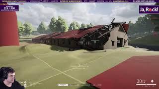 Pierwsze testy mapy SMOLEŃSK - World War 3 (24h live) / 15.12.2018 (#5)