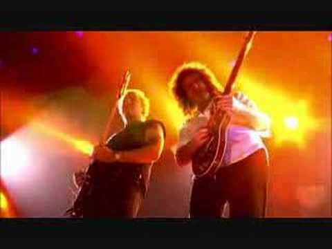 Queen+PR-Brian May solo/LAST HORIZON, must watch!