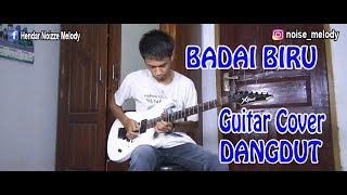 Baixar BADAI BIRU - Guitar Cover By Hendar