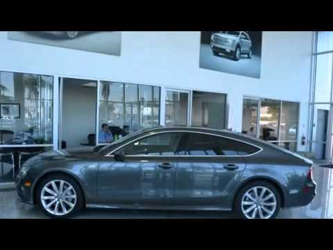 pre owned 2014 audi a7 long beach ca youtube. Black Bedroom Furniture Sets. Home Design Ideas
