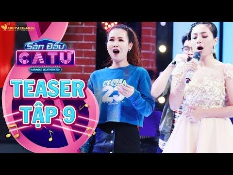 Sàn đấu ca từ | teaser tập 9: Miko Lan Trinh