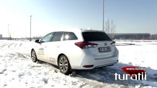 Toyota Auris TS 1.8l VVT-i Hybrid explicit video 1 of 3