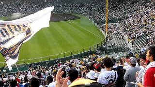 2011.6/6 阪神vsオリックス(甲子園) オリックス1-9 坂口-田口-後藤-T-...