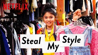 Steal My Style 👛 The Baby-Sitters Club | Netflix Futures