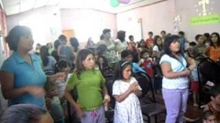 Escuela Bíblica de Verano 2009, Iglesia de Dios de la Calera, Chile
