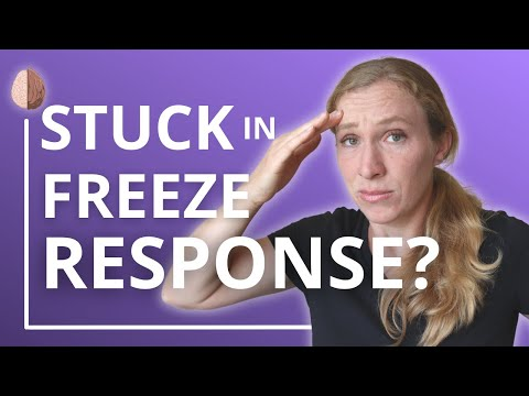 Are you stuck in Freeze mode? How to Turn off the Freeze Response