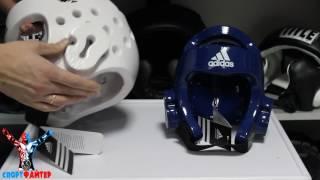 видео шлем для таэквондо