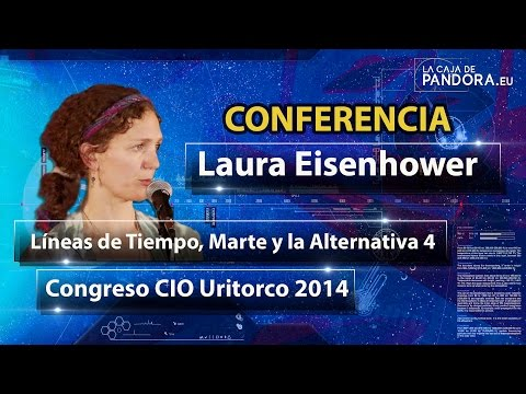 Laura Eisenhower - International Congress OVNILOGIA - CIO Uritorco 2014