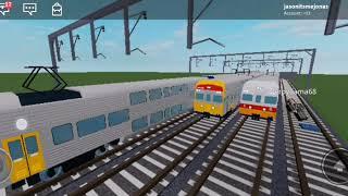 Sydney roblox train vlogs Nsw tralink strathfield