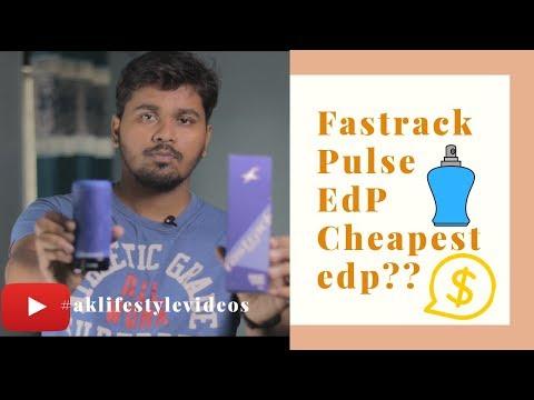 Fastrack Pulse EDP Perfume From Flipkart  | The Cheapest Premium Eau De Parfum???