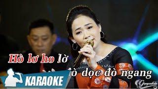 Đò Dọc Karaoke Quý Lễ (Tone Nữ) | Nhạc Vàng Bolero Karaoke