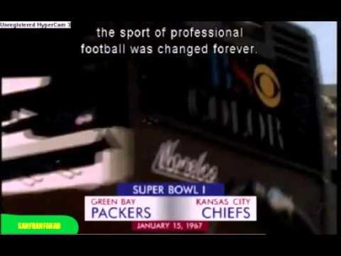Super Bowl I: Green Bay Packers vs Kansas City Chiefs Highlights (NFL 1966-67)